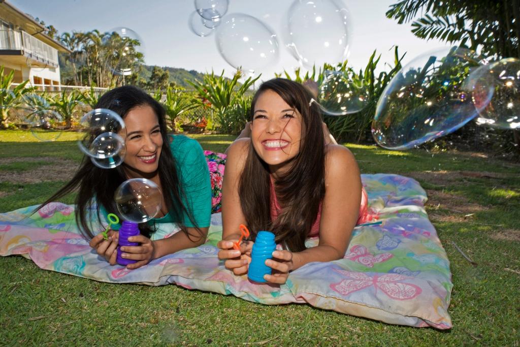 Kimi and Pua